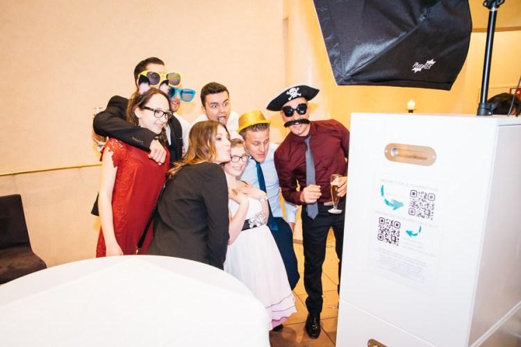 Die Fotobox in Paderborn im Schützenhof auf einer Hochzeit