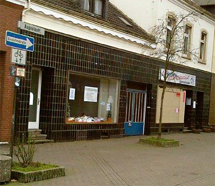Die Augustastrasse in Homberg