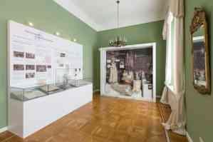 Einblick in die Ausstellung. Foto: Schlossmuseum/Marek Kruszewski