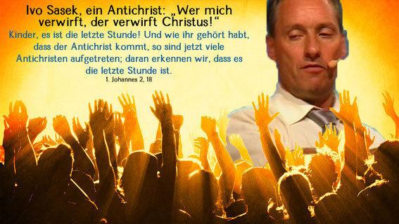 Warnung vor Ivo Sasek und klagemauer.tv (Siegfried Schad) / Warnung ... (Dr. Lothar Gassmann)