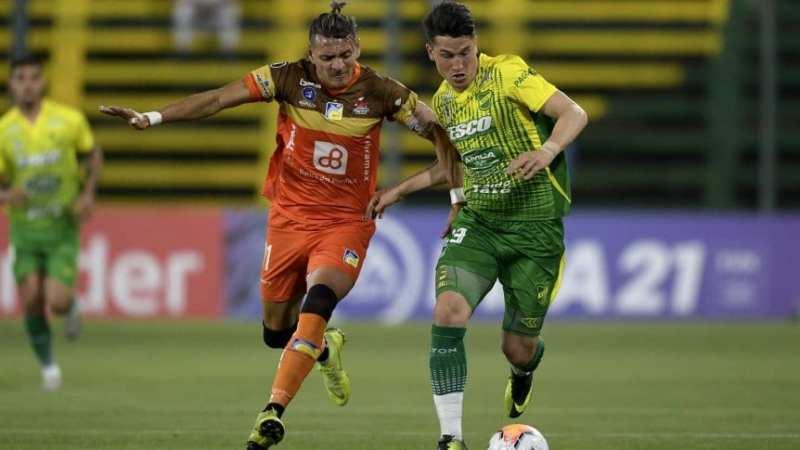 Dura derrota del campeón ecuatoriano en Varela