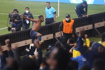 ECUADOR VUELVE CON TORRES Y ESTRADA A LA VICTORIA