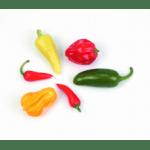Een lekker pittig kip gerecht. Je kunt zelf beslissen hoe pittig je het gerecht wil maken! En ook welke pepers je wilt gebruikten voor de srirachasaus.