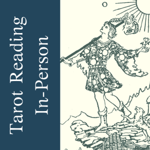 in person tarot reading