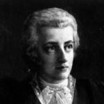 Letztes Bildnis Mozart
