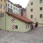 160509 Bratwurst Regensburg Wurstkuchl