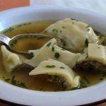 160824 Maultaschen Suppe
