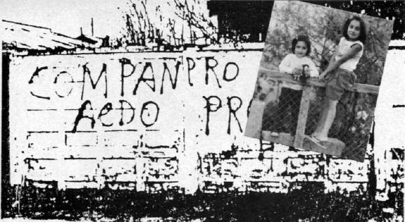 las hijas de Luciano Aedo