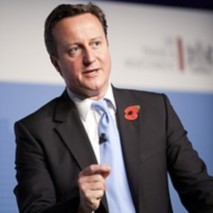 David Cameron. Foto CC BY(bisgovuk) - ND.