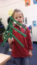 Stefano houten kerstboom