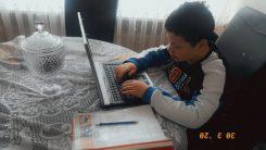 Ali huiswerk