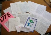 5th Grader Fan Mail