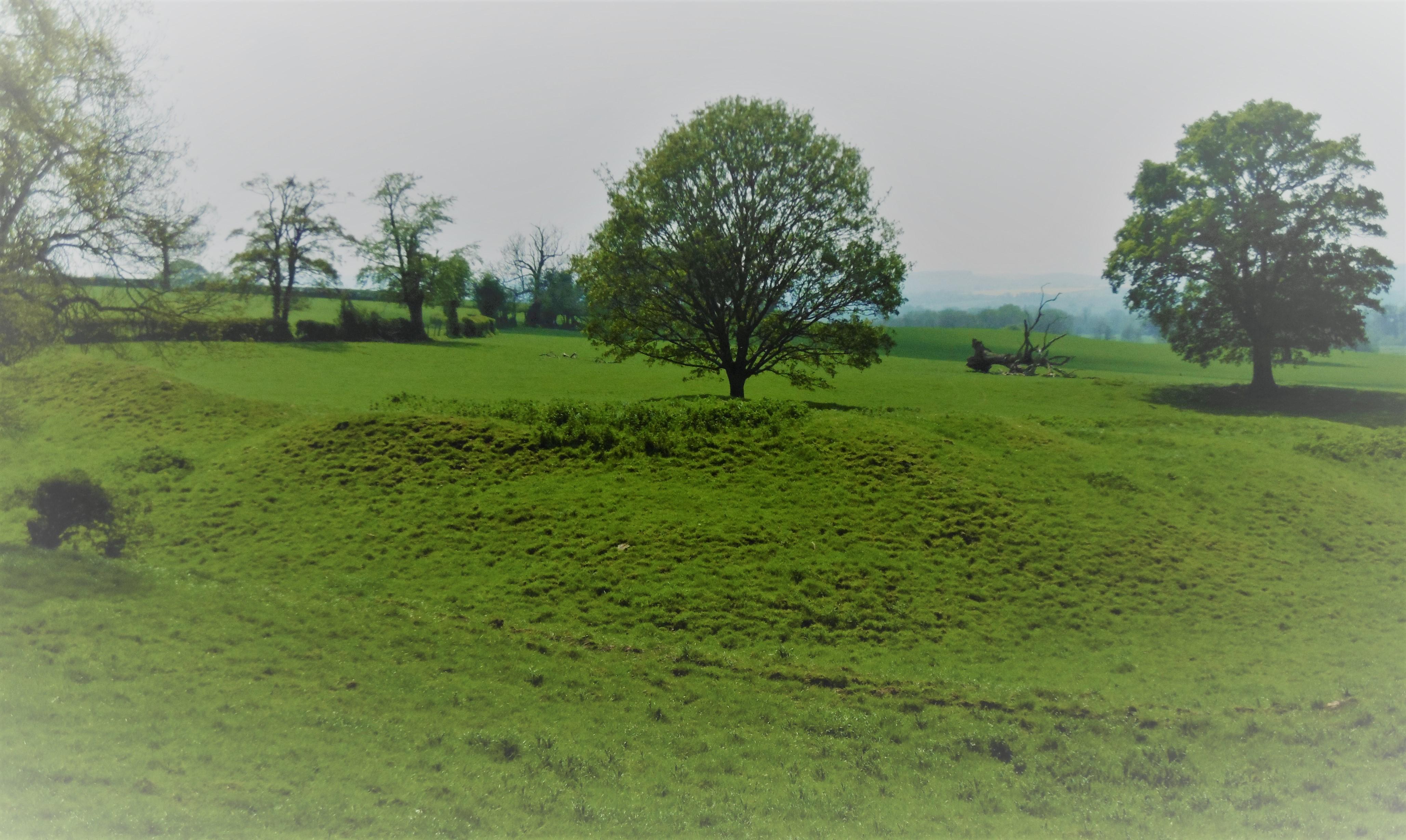 Corfham Castle