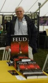 Chalke Valley History Festival, Feud, Derek Birks