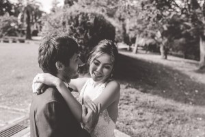 Bride and Groom photography at Pymble Soldiers Memorial Park