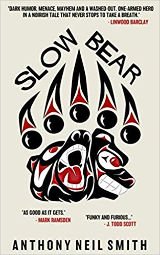 Slow Bear: The Novella you want to live in forever