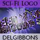 Sci-Fi Logo Explosion