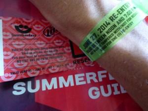 Derek Sallmann Summerfest (Show Schedule)