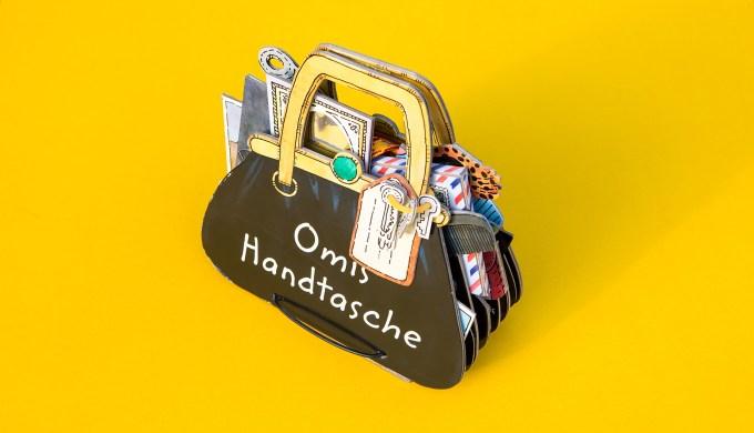 Omis Handtasche