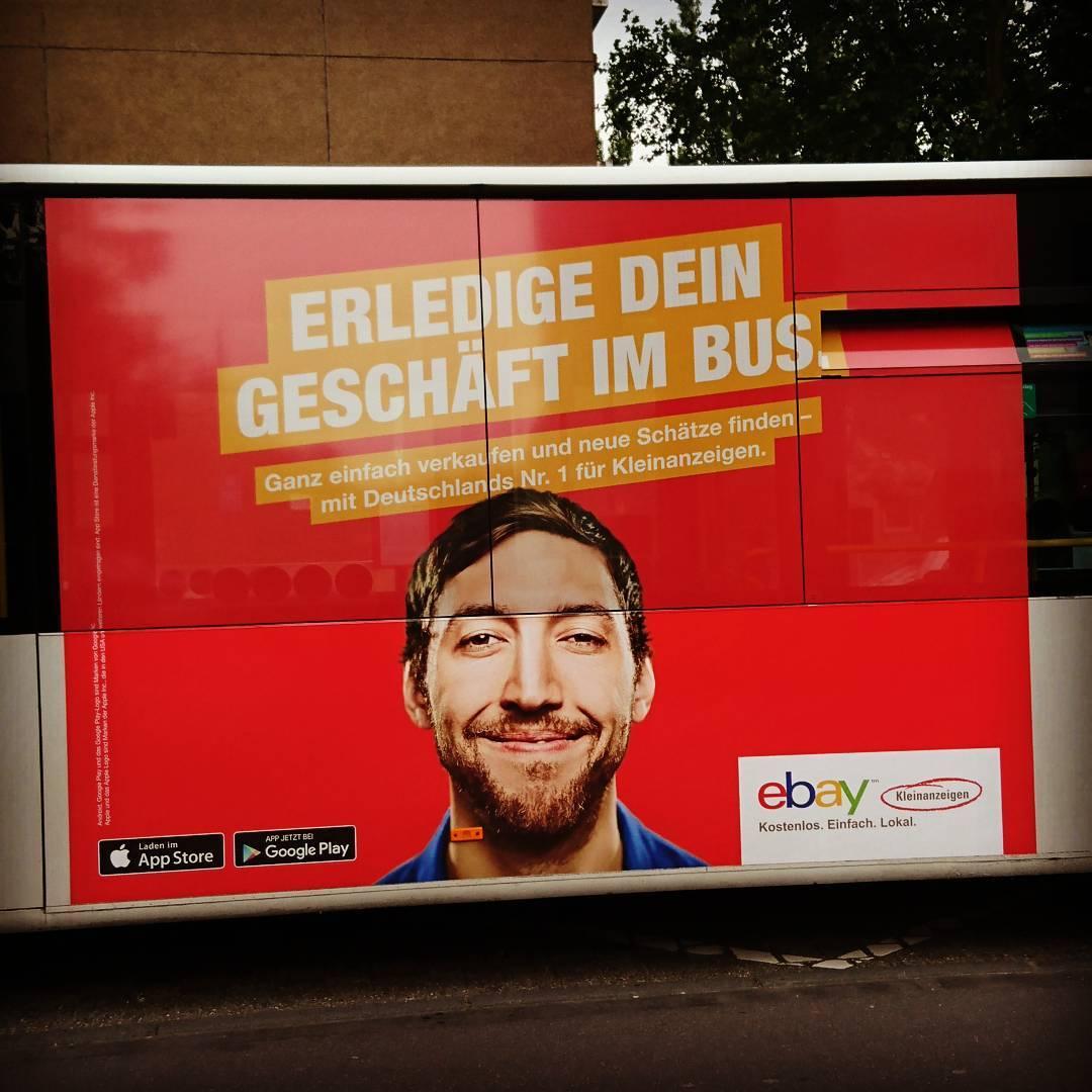 Ich sehe ungefähr auch so aus wenn ich mein #geschäft verrichte, aber im #Bus ?