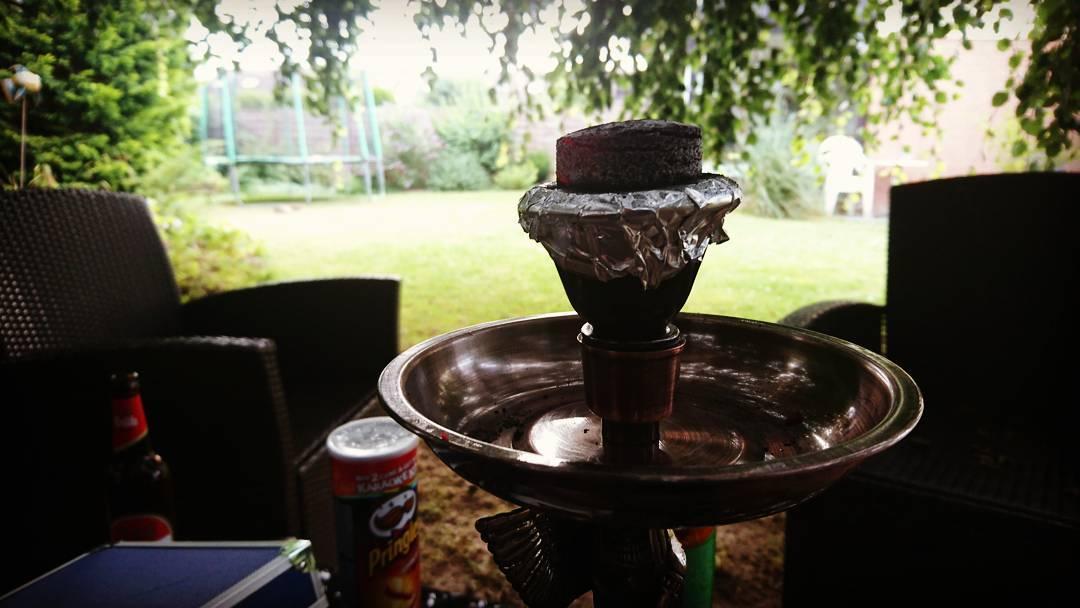 #gechillt mit #Shisha in #euskirchen. Natürlich mit #Nikotin und #Tabakfreier #Shisha #Molase