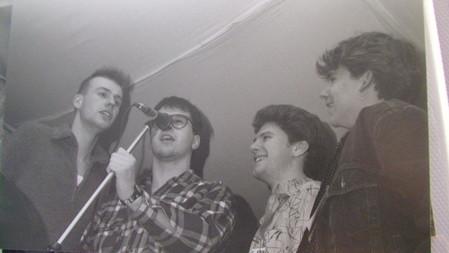 Kirschwasser-Promotions 1991