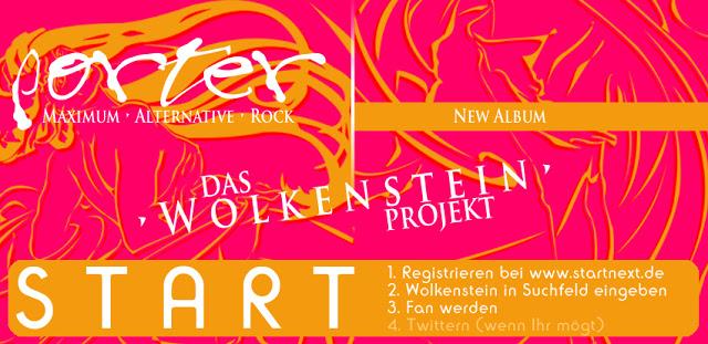 """Das """"Wolkenstein""""-Projekt – DIE STARTPHASE"""
