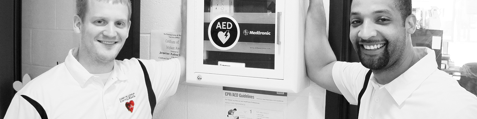 Committed to Increasing Awareness of Sudden Cardiac Arrest Among Youth