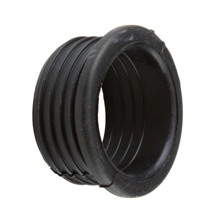 Rubber voor AS+ sifon zwart