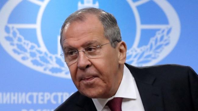 Lavrov sier at USA nå trenger et diplomati som åpner for kompromisser - ikke en trussel-politikk.