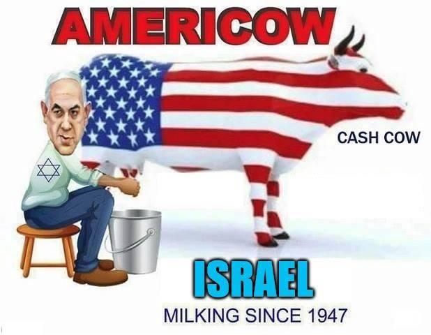 USA er nå fullstendig i hendene på Israel. Det vil føre til store kriger fremover.