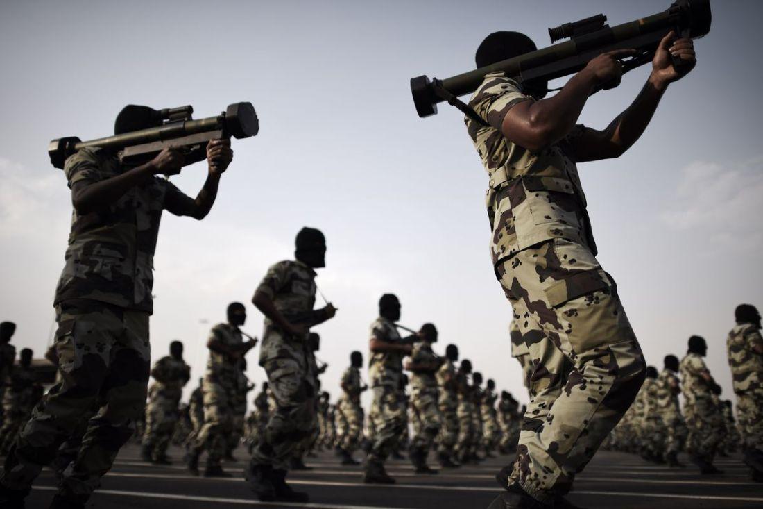 Krigsforberedelsene fortsetter i Midt-Østen.