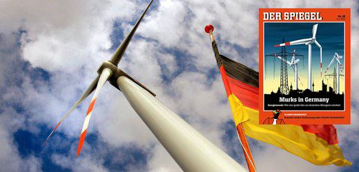 Tysk vindkraft møter veggen. Den er dyr og upålitelig.