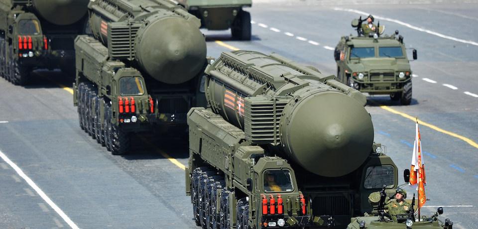 Nå klargjøres et av våpnene som Putin annonserte 1. mars 2018.