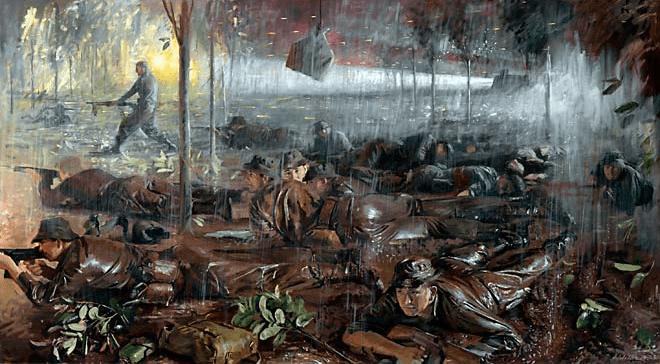 Slaget om Dien Bien Phu handler om Vietnams frigjøring fra kolonimakten Frankrike.
