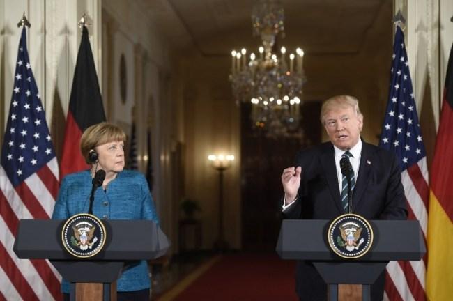 Konflikten USA vs Tyskland forsterkes. Den vil ikke bli løst. Nå kommer truslene.