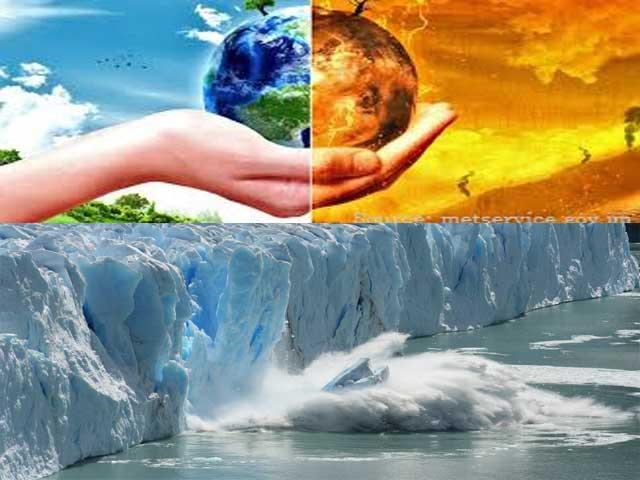 I en internasjonal undersøkelse er skepsisen til at klimaendringene utelukkende er menneskeskapte størst i Norge.