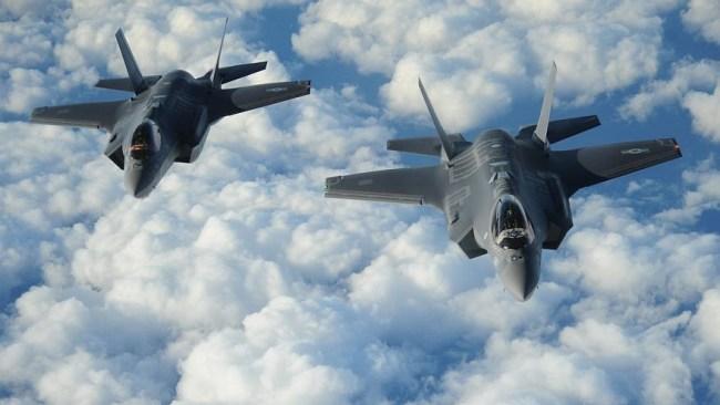 Er ikke F-35 så usynlig som produsenten hevder?