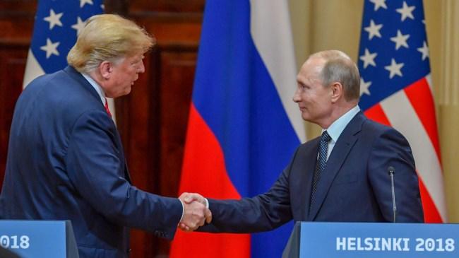Holdningen til Russland blant militære i USA er overraskende positiv.