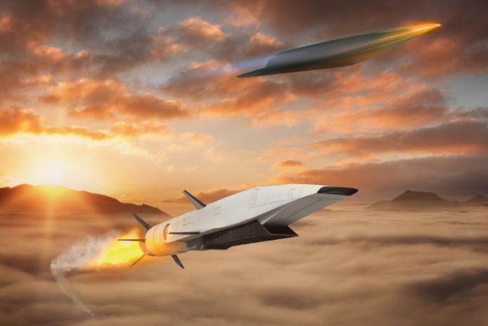 Russlands nye hypersoniske våpen finnes det ikke forsvar mot. Går 27 ganger lydens hastighet.