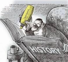 I markeringen av Holocaust i Israel markerte USAs visepresident seg som en historie-jukser.