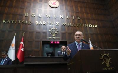 1. februar endret Tyrkia offisielt retningen på sin utenrikspolitikk. Russland og Syria er nå fienden.