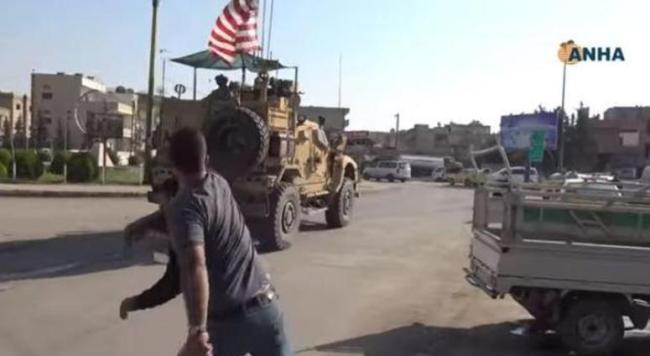 Det er ikke greit for mediene når USA-troppene er upopulære mens russiske tropper er popuære.