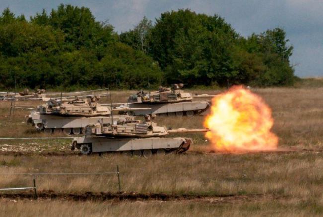 Polen skal øve Nato-krig på Russlands grense. Dermed fungerer de som USAs skjold.