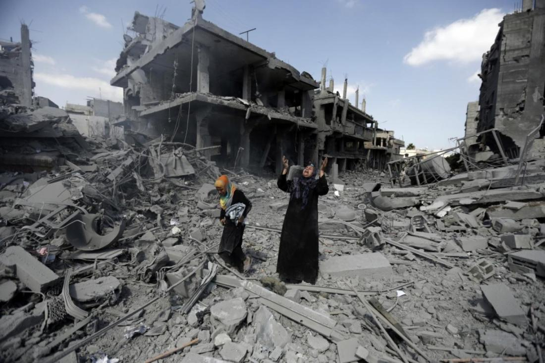 Israel bomber nabolandet Syria på Nytt.