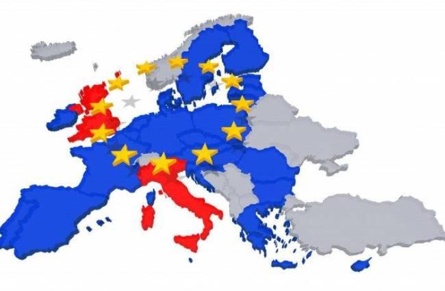 Stemningen i italia er for utmelding av EU viser ny meningsmåling.