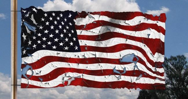 Tilstanden i USA er verre enn mange forestiller seg. Korona-krisen avslører elendig velferd. Fører den til oppløsning av landet?