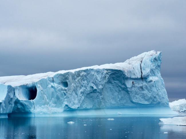 Iskanten er diskusjonstema i forbindelse med oljeboring. Hvor går den og hva bestemmer den?