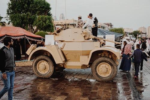 Kongsberg-gruppen skal levere våpen til oljediktaturet Qatar.