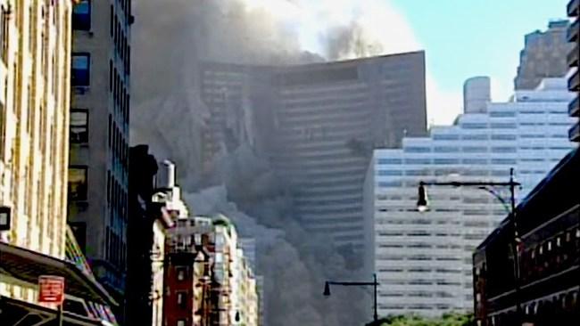 At 9/11 var en innside-jobb har vært klart lenge, men ikke i de offisielle mediene.